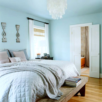 light blue bedroom paint ideias de decora 231 227 o cores frias 15809